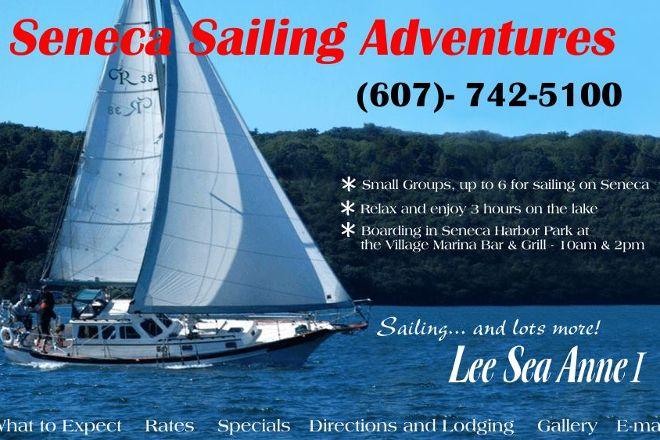 Seneca Sailing Adventures, Watkins Glen, United States