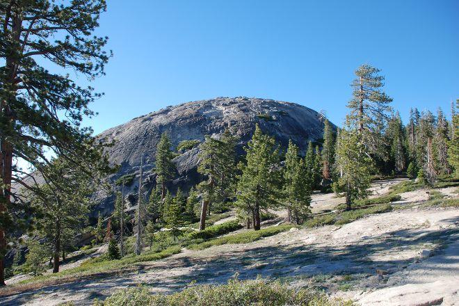 Sentinel Dome, Yosemite National Park, United States
