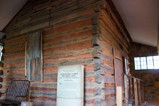 Sequoyah's Cabin Museum, Sallisaw, United States