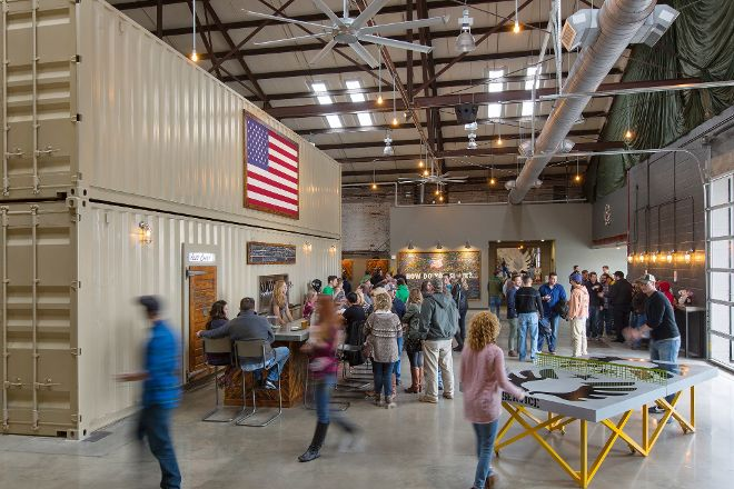 Service Brewing Company, Savannah, United States