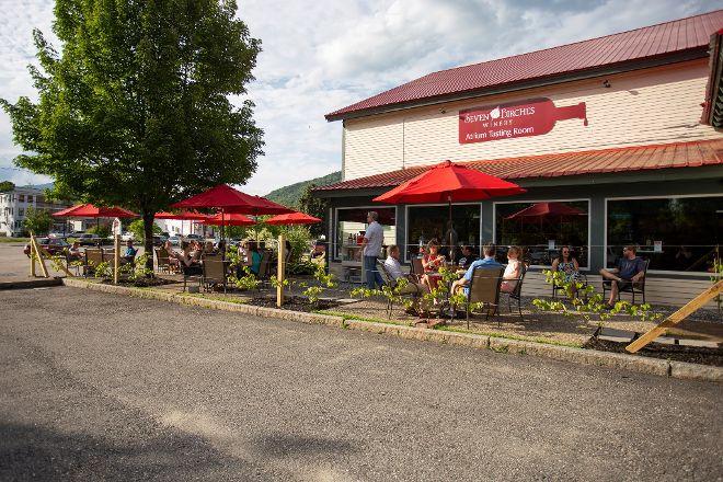 Seven Birches Winery, Lincoln, United States