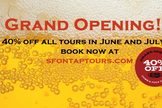 SF on Tap - Walking Craft Beer Tours, San Francisco, United States