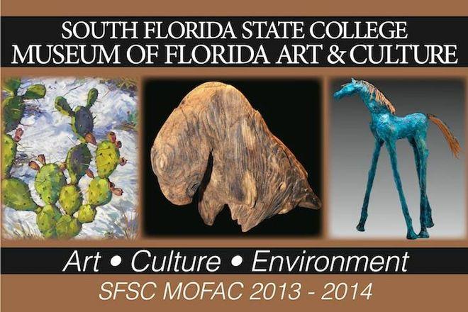 SFSC Museum of Florida Art & Culture, Avon Park, United States