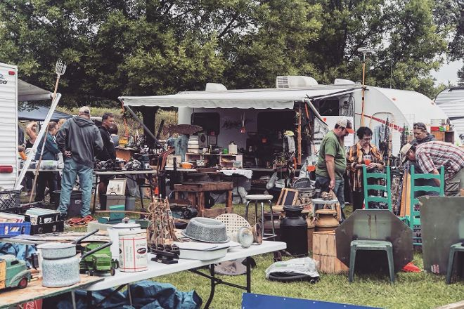 Shady Hollow Flea Market, Detroit Lakes, United States
