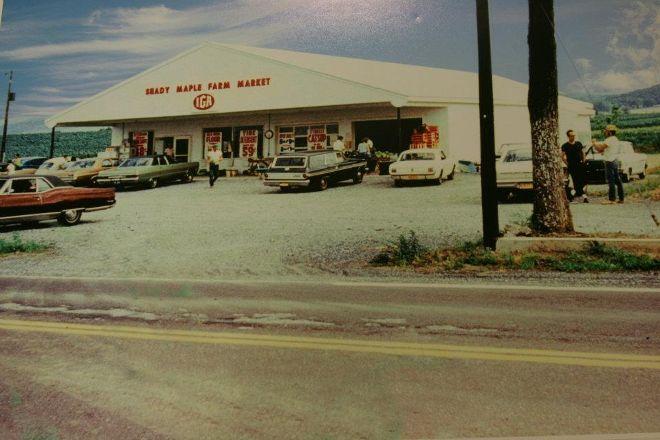 Shady Maple Farm Market, Blue Ball, United States