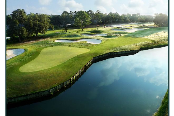 Shalimar Pointe Golf and Country Club, Shalimar, United States