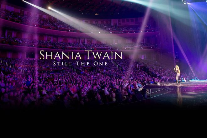Shania: Still the One - The Colosseum, Las Vegas, United States