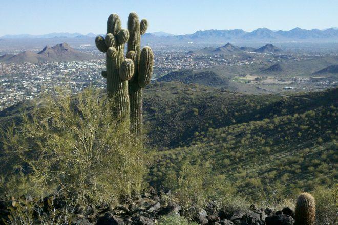 Shaw Butte Trailhead, Phoenix, United States