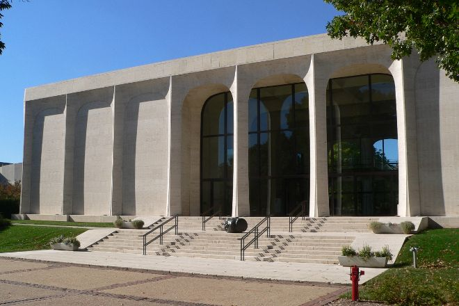 Sheldon Museum of Art, Lincoln, United States