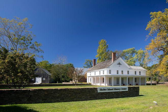 Shelter Island Historical Society, Shelter Island, United States