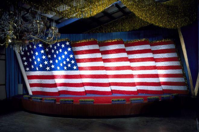 Shenandoah Caverns - American Celebration on Parade, Shenandoah Caverns, United States