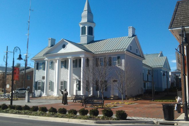 Shenandoah County Courthouse, Woodstock, United States