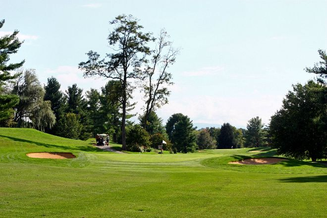 Shenandoah Valley Golf Club, Front Royal, United States
