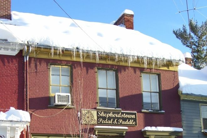 Shepherdstown Pedal & Paddle, Shepherdstown, United States