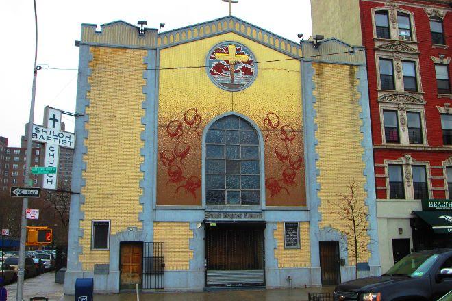 Shiloh Baptist Church, New York City, United States
