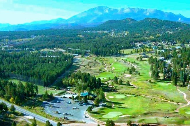 Shining Mountain Golf Course, Woodland Park, United States