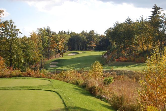 Shining Rock Golf Club, Northbridge, United States