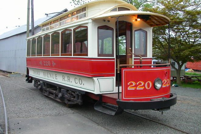 Shore Line Trolley Museum, East Haven, United States