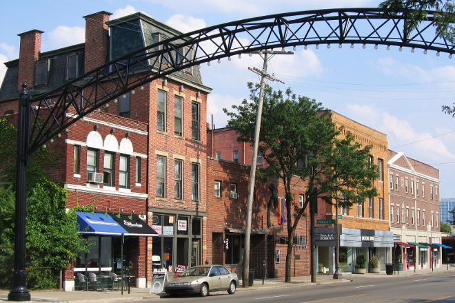Short North Arts District, Columbus, United States