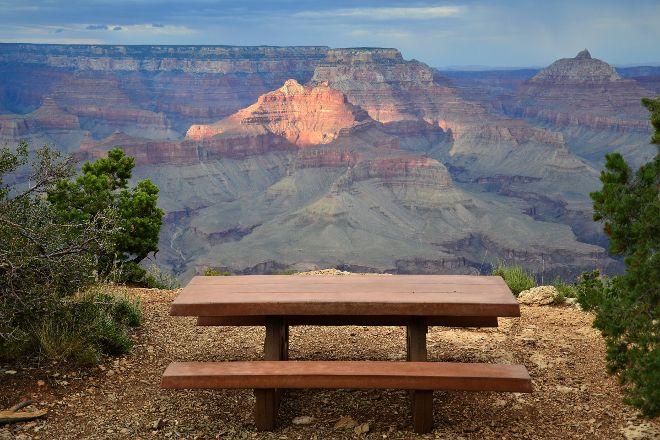 Shoshone Point, Grand Canyon National Park, United States