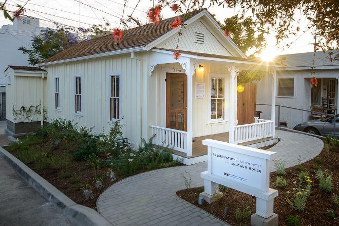 Shotgun House, Santa Monica, United States