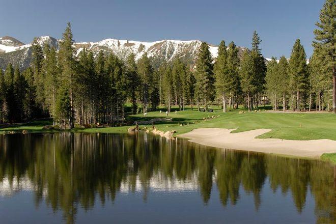 Sierra Star Golf Club, Mammoth Lakes, United States