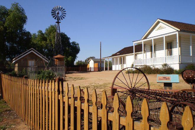 Sikes Adobe Historic Farmstead, Escondido, United States