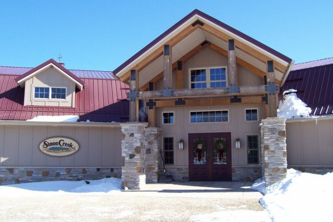 Simon Creek Vineyard & Winery, Sturgeon Bay, United States