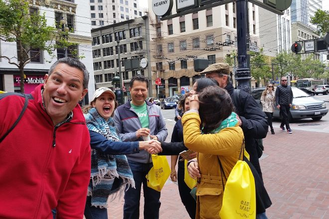 SK Morton's Lousy San Francisco Walking Tour, San Francisco, United States