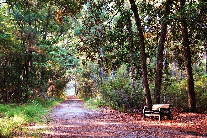 Skidaway Island State Park, Savannah, United States