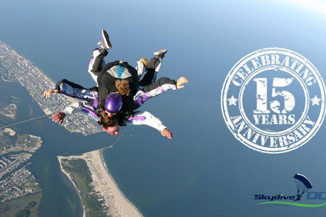 Skydive OC, Berlin, United States