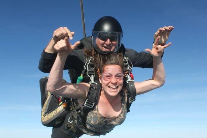 Skydive Sussex, Sussex, United States