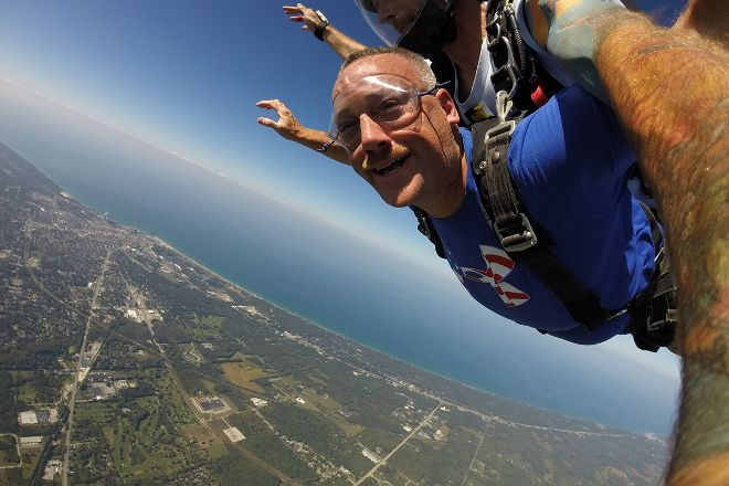 Skydive Windy City, Michigan City, United States