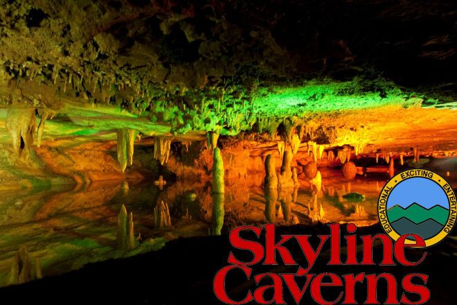Skyline Caverns, Front Royal, United States