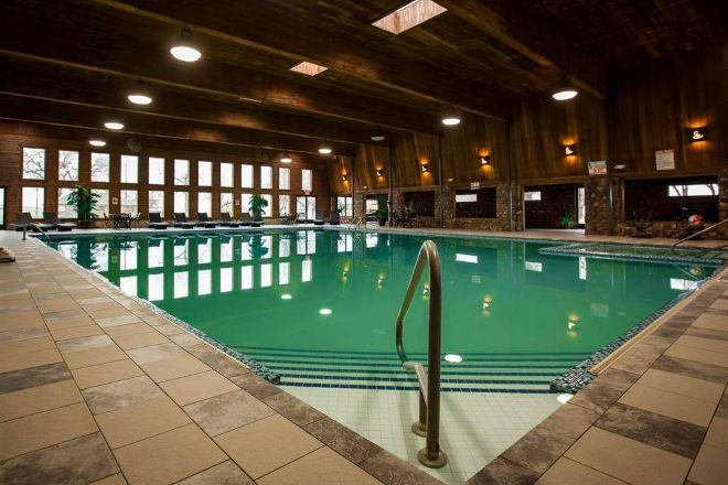 Sleeping Buffalo Hot Springs & Resort, Saco, United States