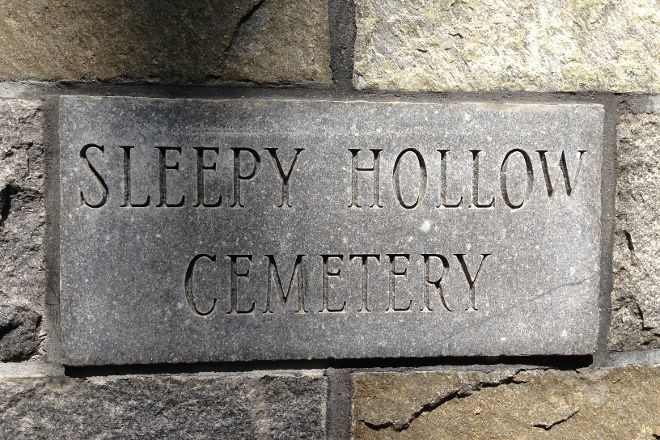 Sleepy Hollow Cemetery, Concord, United States