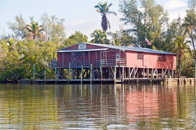 Smallwood Store Boat Tour, Chokoloskee, United States