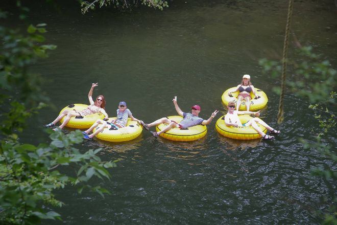 Smoky Mountain River Rat Tubing, Townsend, United States