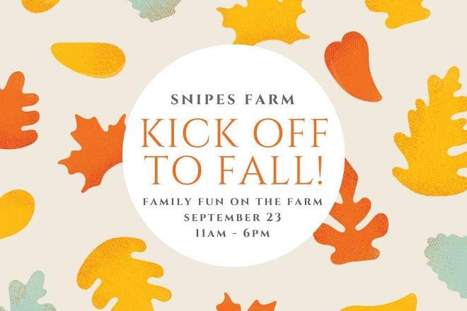 Snipes Farm & Education Center, Morrisville, United States