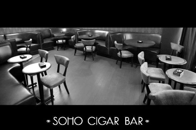 Soho Cigar Bar, New York City, United States