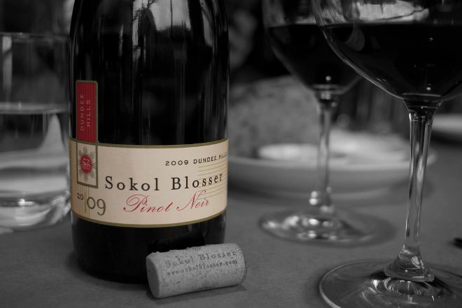 Sokol Blosser Winery, Dundee, United States