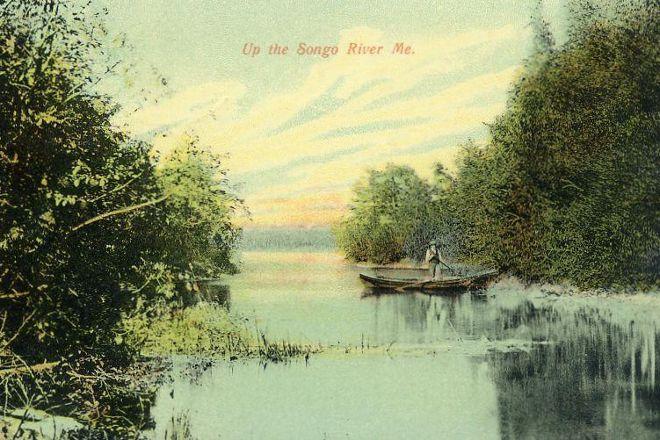 Songo River, Naples, United States