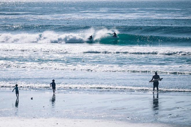 South Bay Surf Lessons, Carmel, United States