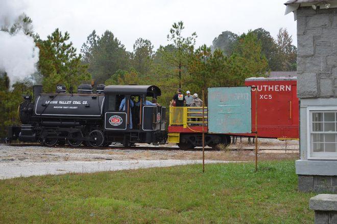 South Carolina Railroad Museum, Winnsboro, United States
