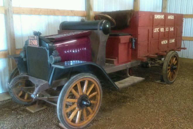 South Dakota Tractor Museum, Kimball, United States