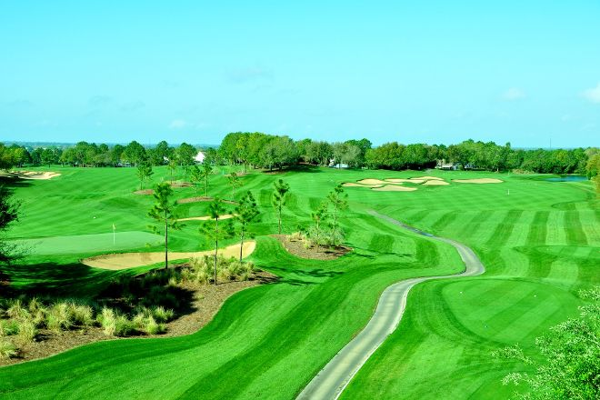 Southern Dunes Golf Club, Haines City, United States