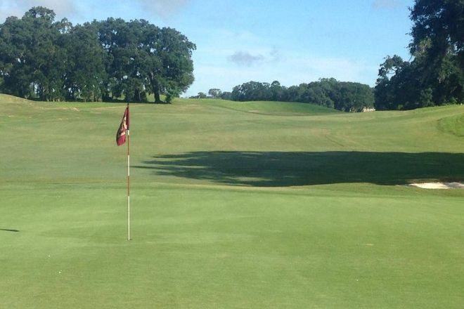 SouthWood Golf Club, Tallahassee, United States