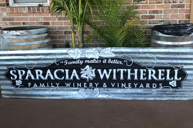 Sparacia Witherell Family Winery & Vineyard, Brooksville, United States