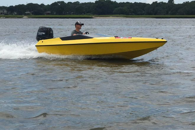Speed Boat Adventures, Charleston, United States