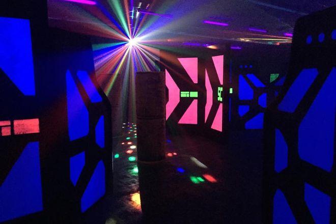 Speed of Light Laser Tag, Hillsboro, United States